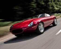 Eagle anuncia su E-Type Lightweight Speedster