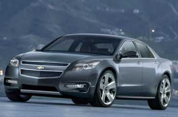 Nuevo Chevrolet Malibu 2011