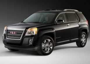 Nuevo GMC Terrain 2011