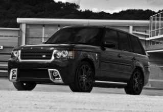 Nuevo Range Rover de Project Kahn