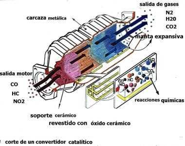 Catalizadores ¿Como Funciona? Glosario y Manuales