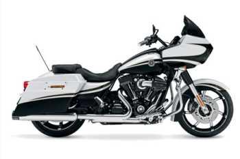 Detalles de la moto Harley Davidson CVO Road Glide Custom Motos
