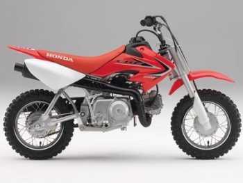 Detalles de la moto Honda CRF 50F Motos