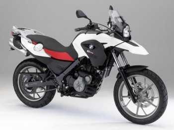 Detalles de la moto BMW G 650GS Motos