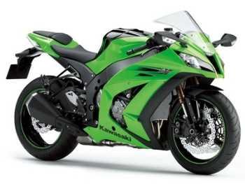 Detalles de la moto Kawasaki Ninja ZX-10R Motos