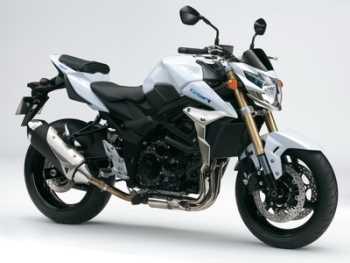 Detalles de la moto Suzuki GSR750 Motos