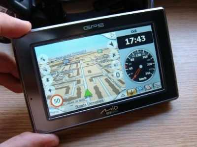 GPS para autos