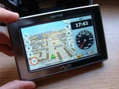 GPS para automóviles Autos
