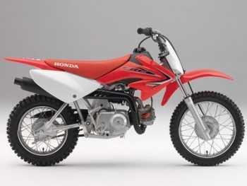 Detalles de la moto Honda CRF 70F Motos