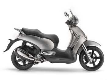 Moto Aprilia Scarabeo 125 ie Motos