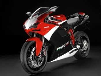 Moto Ducati 848 EVO Corse Special Edition Motos