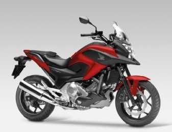 Moto Honda NC700X Motos