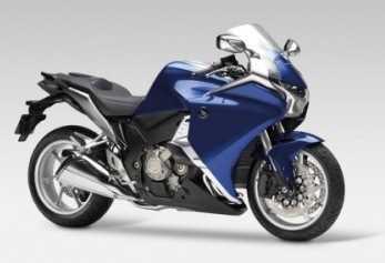 Moto Honda VFR1200F Motos
