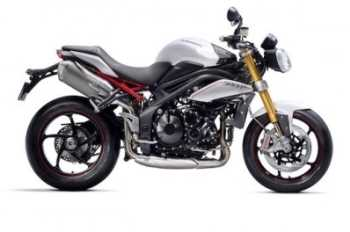 Moto Triumph Speed Triple R Motos