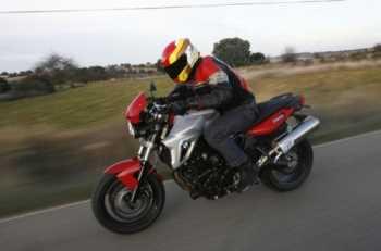 Moto BMW F 800 R Motos