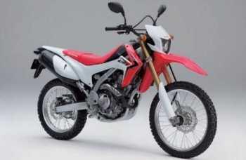Moto Honda CRF250L Motos