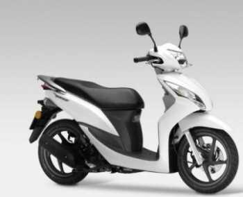 Moto Honda Vision 50 Motos