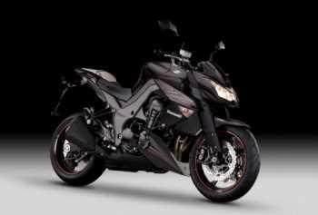 Moto Kawasaki Z1000 Black Edition Motos