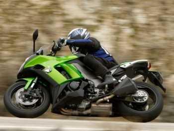 Moto Kawasaki Z1000SX City Motos