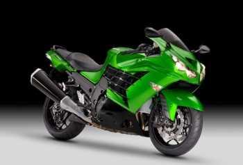 Moto Kawasaki ZZR 1400 Motos