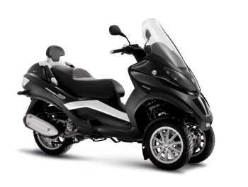 Moto Piaggio MP3 400 LT Motos