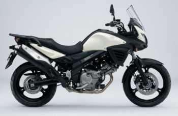 Moto Suzuki V-STROM 650 ABS Motos