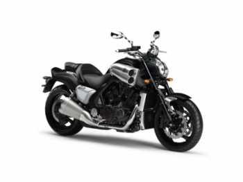 Moto Yamaha V-Max Power Black Motos