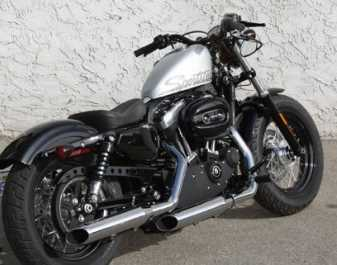Moto Harley Davidson Forty-Eight Motos
