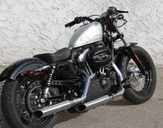 Moto Harley Davidson Forty-Eight Motos