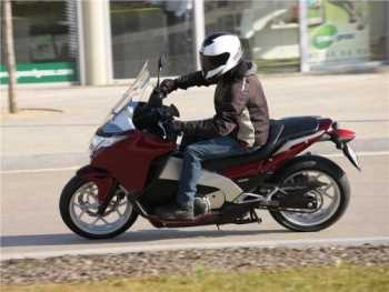 Moto Honda Integra Motos
