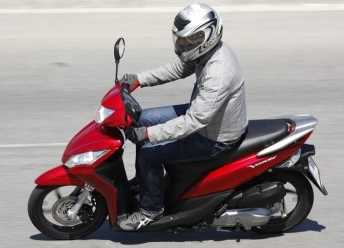 Moto Honda Vision 110 Motos