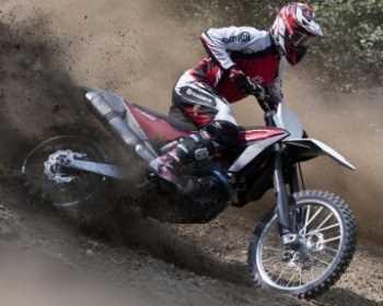 Moto Husqvarna TC449 Motos