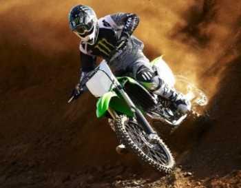 Moto Kawasaki KX450F Motos