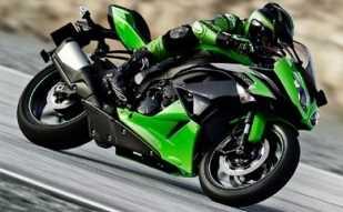 Moto Kawasaki Ninja ZX-6R Motos