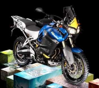 Moto Yamaha Super Tenere WorldCrosser Motos