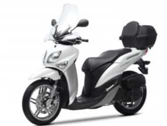 Moto Yamaha X-Enter 125 Motos