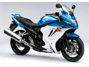 Moto Suzuki GSX 650 F ABS Motos