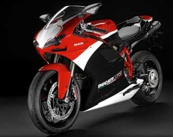 Moto Ducati Superbike 848 EVO Corse Special Edition Motos
