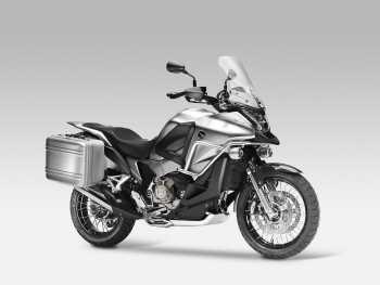 Moto Honda Crosstourer Motos