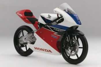 Moto Honda NSF250R Motos