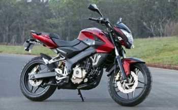 Moto Bajaj Pulsar 200 NS, la nueva generacion de la marca india Motos