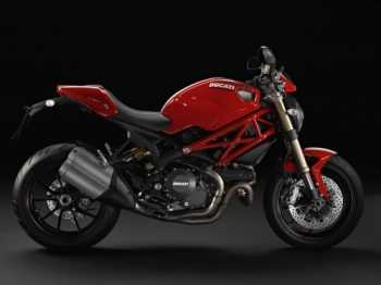Moto Ducati Monster 1100 EVO Motos