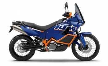 Moto KTM 990 Adventure Motos