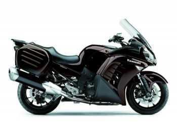 Moto Kawasaki 1400 GTR Motos