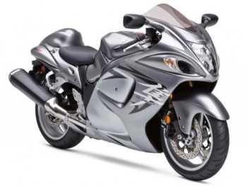 Moto Suzuki Hayabusa Motos