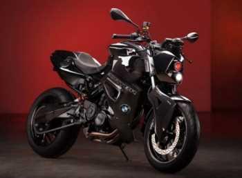 Moto BMW F800 R Predator Motos
