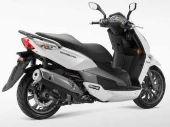 Moto Benelli Zen Zero 350 Motos