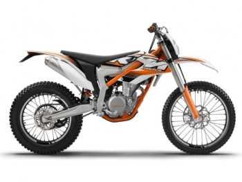 Moto Freeride 350 el orgullo de KTM Motos