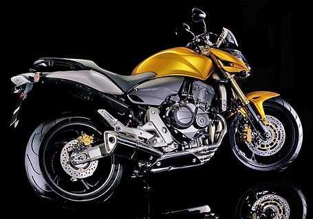 Moto Honda CB Hornet 600 F Motos