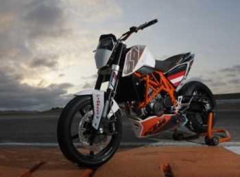Moto KTM 690 Duke Track Motos